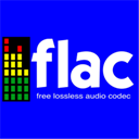 FLAC player icon